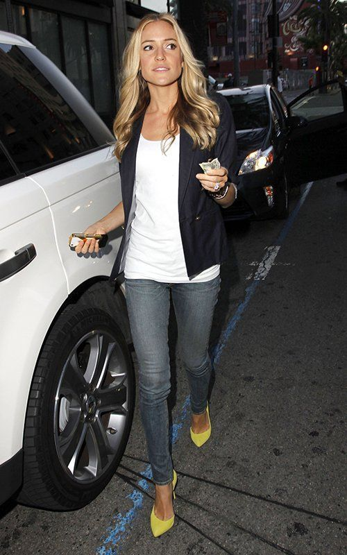 skinny jeans and heels: skinny jeans and heels