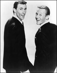 Bill Medley & Bobby Hatfield - The Righteous Brothers - sang that blue-eyed soul.