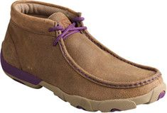 Just biught these and I love them!!! Twisted X Boots WDM0015 Driving Moc - Bomber/Purple