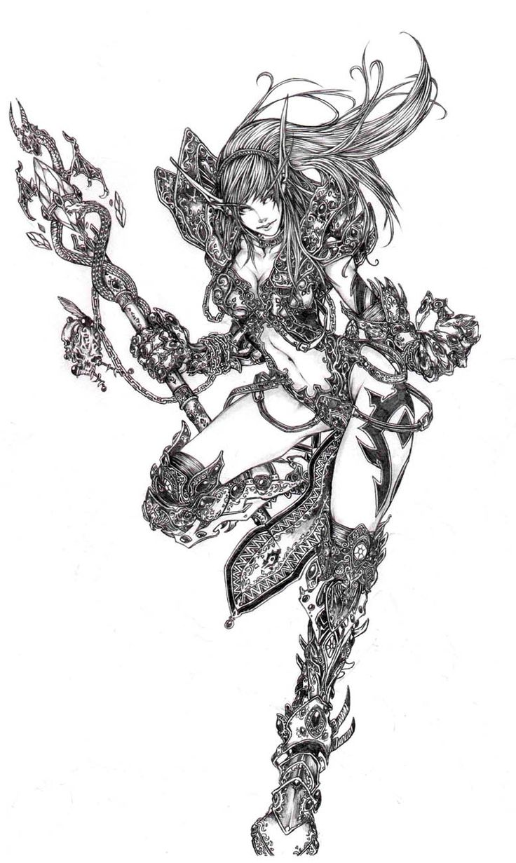 Animal crossing new leaf by tsubaki akia on deviantart - Blood Elf Warlock By Muju