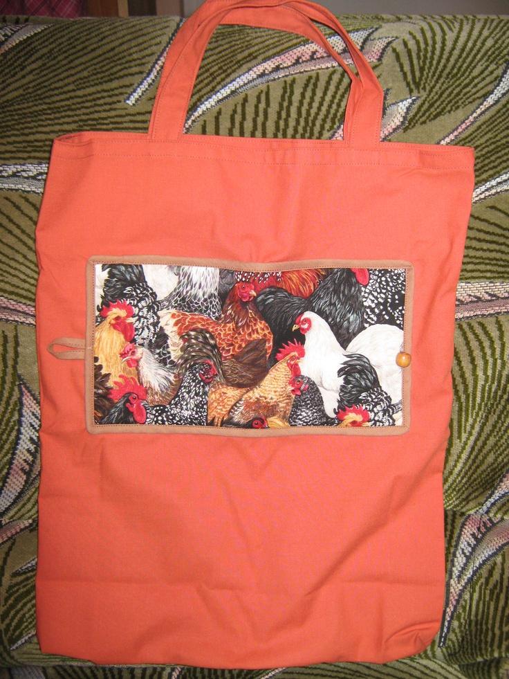 Öko bevásárló táska.