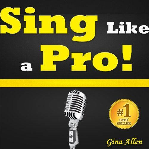Sing Like a Pro: Learn To Sing! Find Out How to Sing Better, Discover Invaluable Singing Tips, Voice Training Exercises and More... by Gina Allen. $3.49. 25 pages. Sing Like a Pro!Inside the guide you will discover new ways and techniques used by professional singers for vastly improving your singing skills #SingersHangout