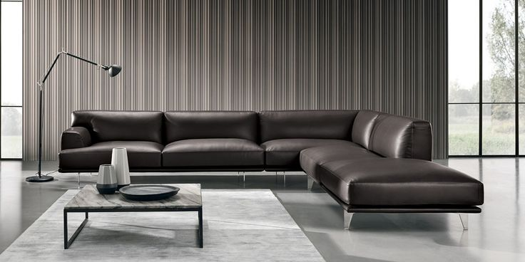 SALINA | Corner sofa Salina Collection By Max Divani