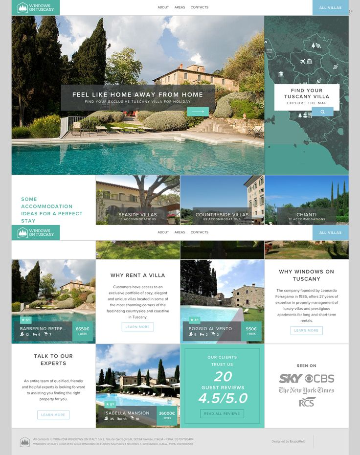 Windows On Tuscany - Property Listing