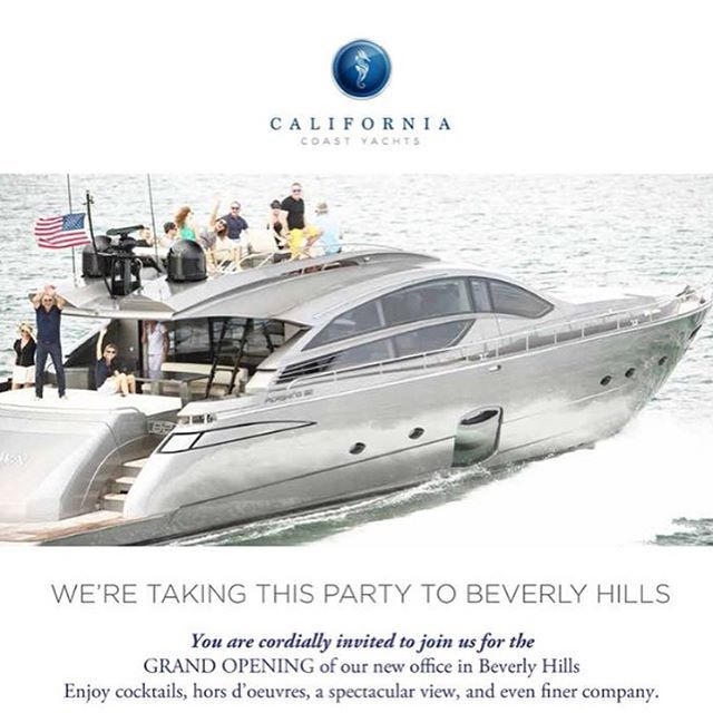 """We had a great time at the opening of California Coast Yachts- Thank you Dave Foley for the invite!  If you need a Boat or Yacht give Dave a call- Then give me a call as I would like to borrow it!  #boat #yacht @dcalifoley @pauldavidovac @viktorsimco @sturaicbi @califagan #beverlyhills #california #socal @rivayacht #realestate #property #landlords #events #grandopening #propertymanagement #propertymanager #fun #happy #friends #wednesdaynight #party #rooftop"" by @joekillinger. #이벤트 #show…"