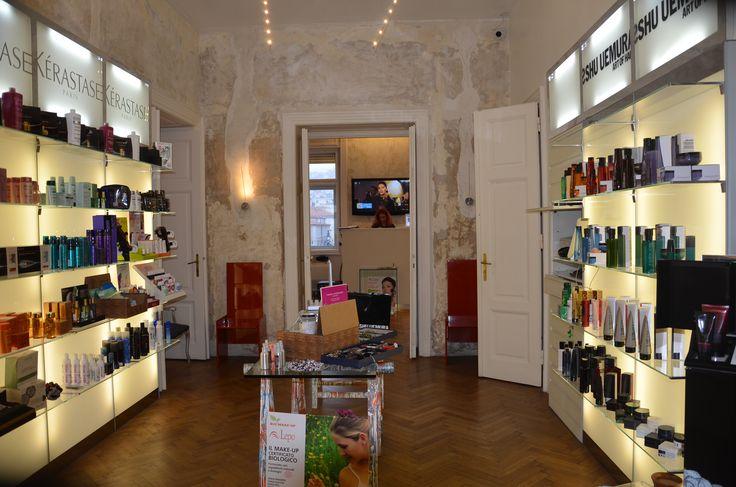 Prodotti per la cura dei capelli - Goran Viler Hair SPA experience a Trieste: trattamenti, relax e cura dei capelli a 360° - by Elena Schiavon