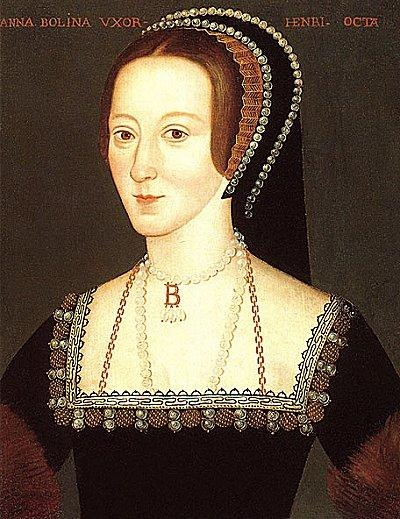 Anne Boleyn by Unknown