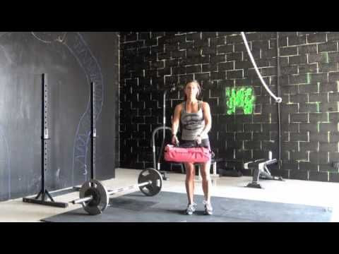 Ultimate Sandbag Training Immortal Workout...this is a killer...believe me!!!