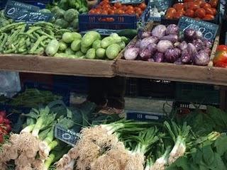 Market in Port de Pollenca