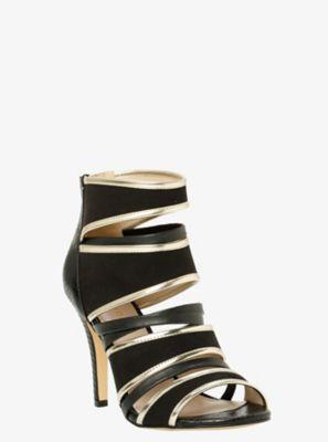 Multi-Size Strap Heels (Wide Width)