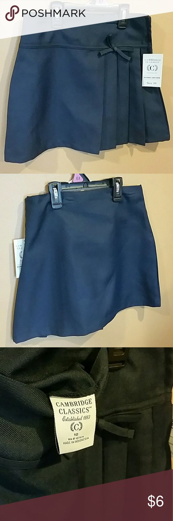 Navy blue skirt ...New Navy blue skirt Bottoms Skirts