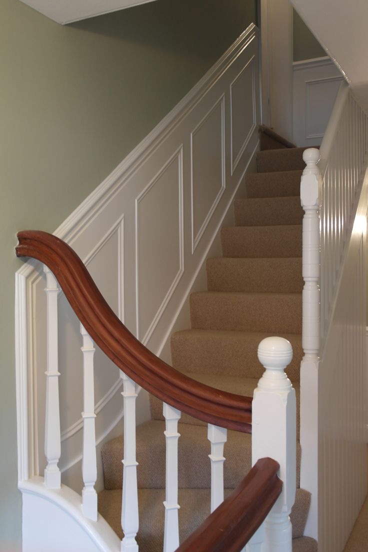 Find This Pin And More On Stair Panelling By Wallpanels.