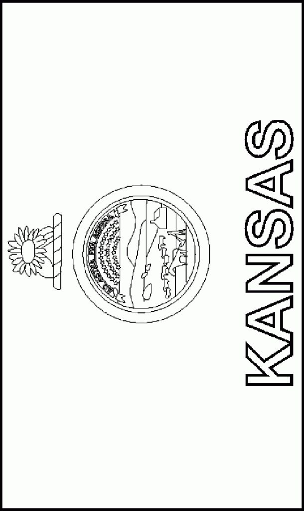 Kansas Day coloring pages holiday