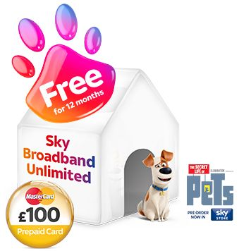 Buy Sky now - Get bundles and offers on HD TV, broadband and calls