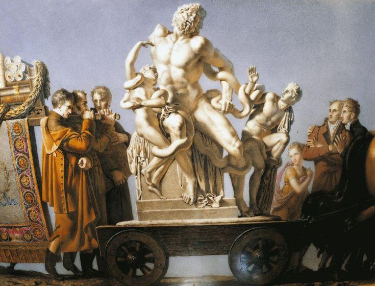 Decorazione Delle Pareti Opere Darte : Best images about gruppo del laocoonte on pinterest in