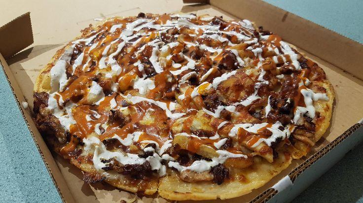 [I Ate] Halal Snack Pack Pizza (HSPizza) http://ift.tt/2jA7EDV #TimBeta