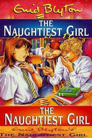 Naughtiest Girl Books Series Set for Children by Enid Blyton