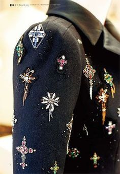 Lesage Atelier embroidery Paris, France