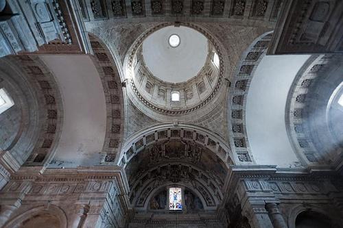 Tempio di San Biagio, Montepulciano (SI) #TuscanyAgriturismoGiratola - architect Antonio da Sangallo the Elder - construction 1518-1545