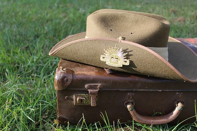 ANZAC DAY - Remembering the Anzacs