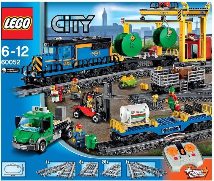 Lego City Cargo Train Set