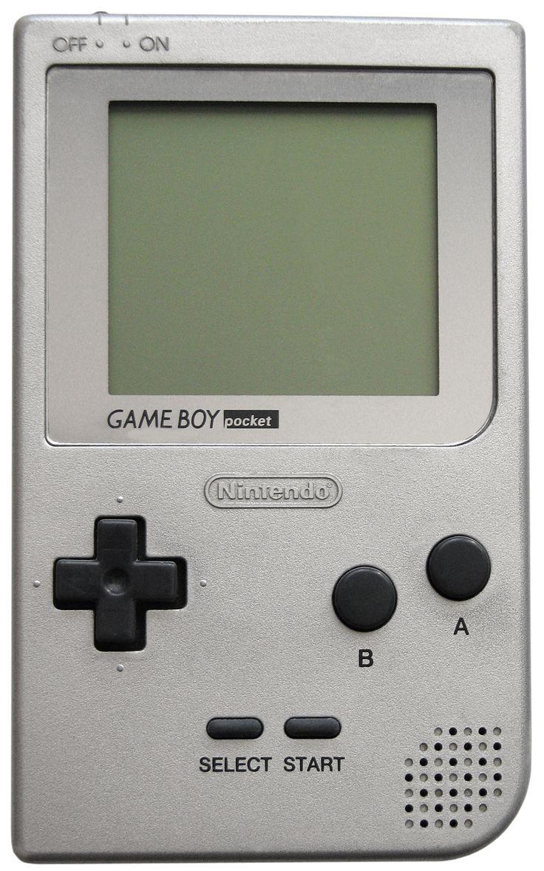 Game boy color pooh wiki - Game Boy Pocket Silver No Battery Led
