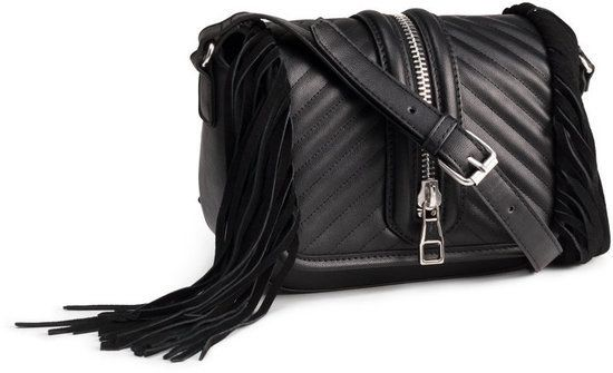 The Ultimate Guide to Fall Handbags: H&M Shoulder Bag With Fringe ($40)