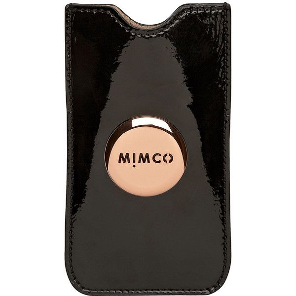 Mimco Case For Iphone 5 (50 AUD) ❤ liked on Polyvore featuring accessories, tech accessories and mimco