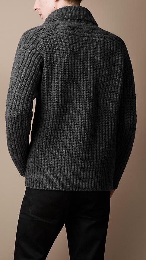 Men's Knitwear & Sweatshirts