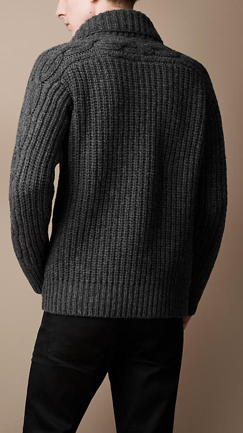 Men's Knitwear & Sweatshirts