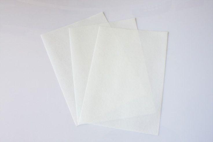 Oblatenpapier / Wafer Paper (DIN A4 / 25 Blatt)