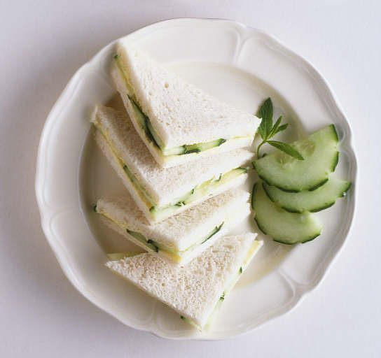 ... Tea on Pinterest | Cream cheeses, Asparagus and Cream cheese