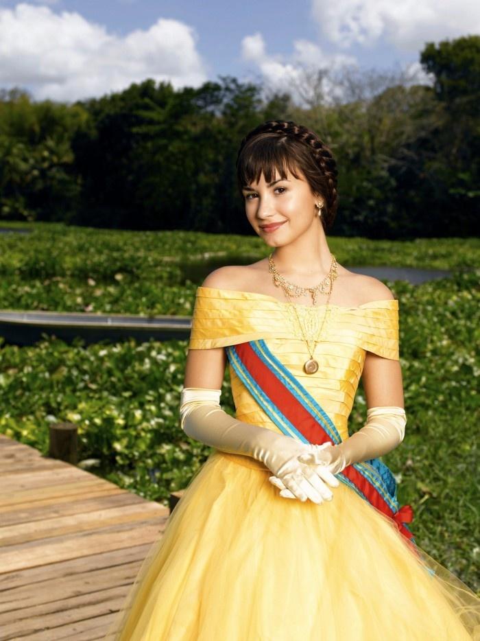 Demi Lovato en Princess Protection Program