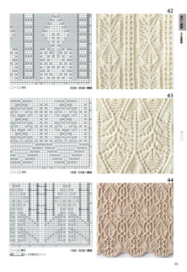 1661 besten 5B - knitting patterns collection Bilder auf Pinterest ...