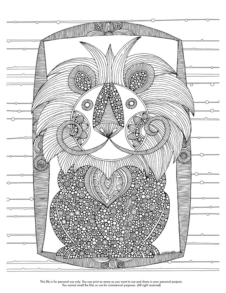 Find This Pin And More On Coloring Pages Big Cats
