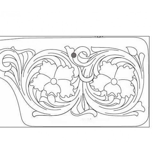 free download leather craft pattern  leather pattern