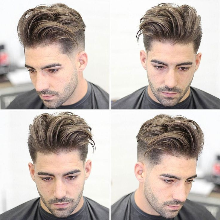 Haircut by @agusbarber_ on Instagram http://ift.tt/1QYhMxs Find more cool hairstyles for men at http://ift.tt/1eGwslj and http://ift.tt/1LLP91m