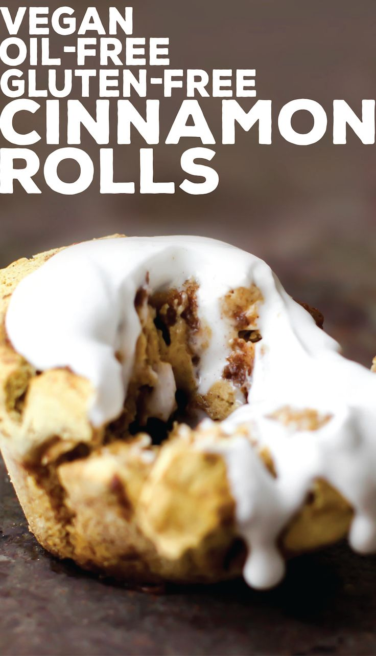 A cinnamon roll that actually belongs at breakfast! Fruit-based filling. Gluten-free sweet potato dough. These rolls are healthy, vegan, and delicious!