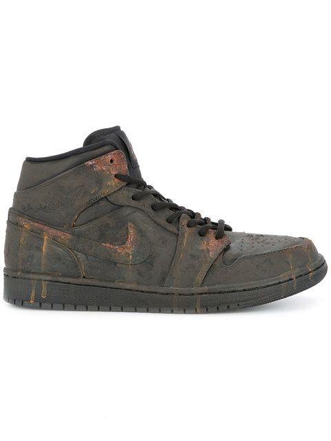 68728d51d327c Nike Air Jordan 1 Mid  Rita Remake  Sneakers - Farfetch