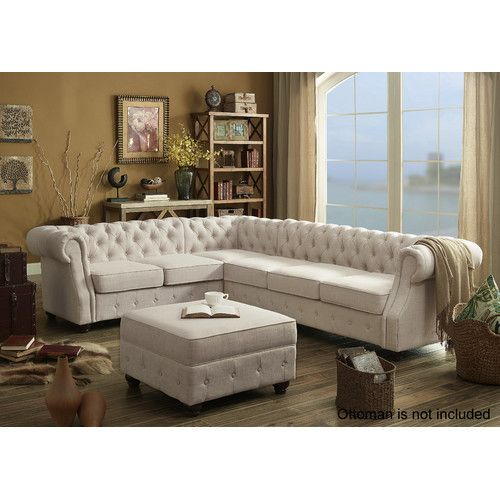 Found it at Wayfair - Olivia Sectional
