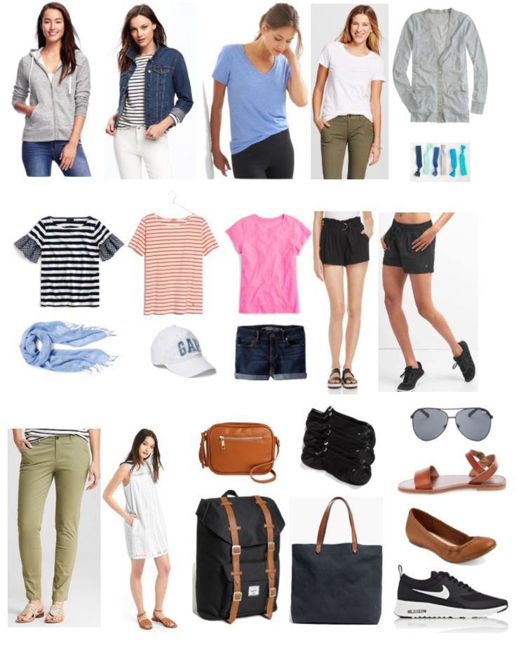 Ask CF: How Do I Build A Capsule Wardrobe For My Trip