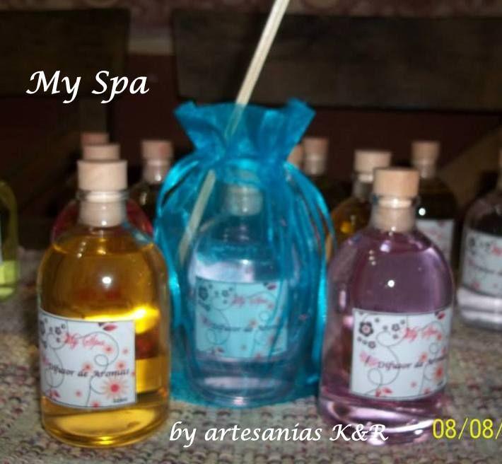 difusores de aromas, frasco de vidrio, no altera la fragancia con varillas de rattan variedad de fragancias