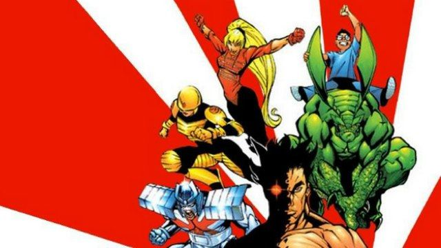 Could Disney's first animated Marvel movie be Big Hero 6?