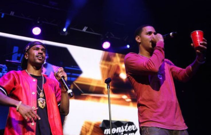 2 shot in the parking lot of J.Cole & Big Sean concert in New Jersey.