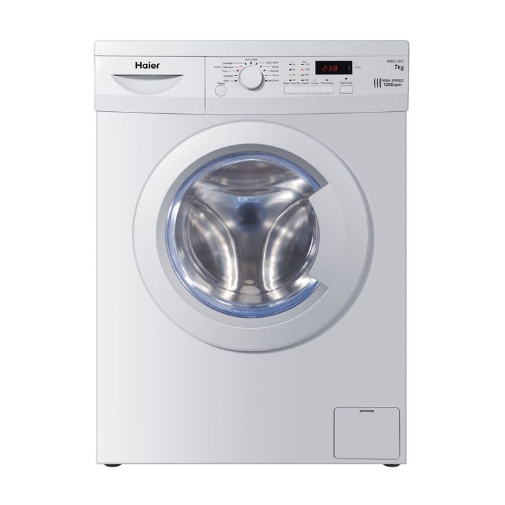 Get amazing offer on Haier 7kg Front Load Autowasher - HWM701203D and save upto 50$ on your purchase, offer valid for limited time