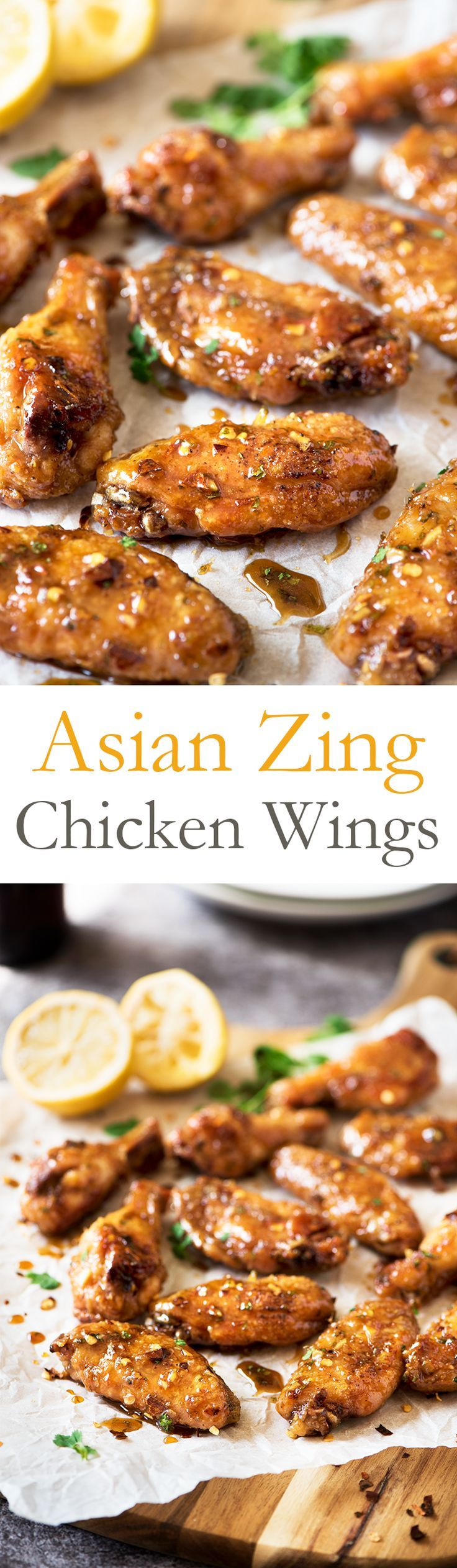 Crispy wings coated in a sticky, sweet, spicy & tangy sauce. Full of tropical Asian fusion flavor with each bite. A sure crowd-pleaser.