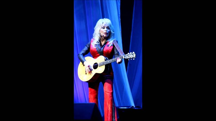 "Dolly Parton ""Blue Smoke"""