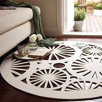 Goregeous rug, but oh so impractical