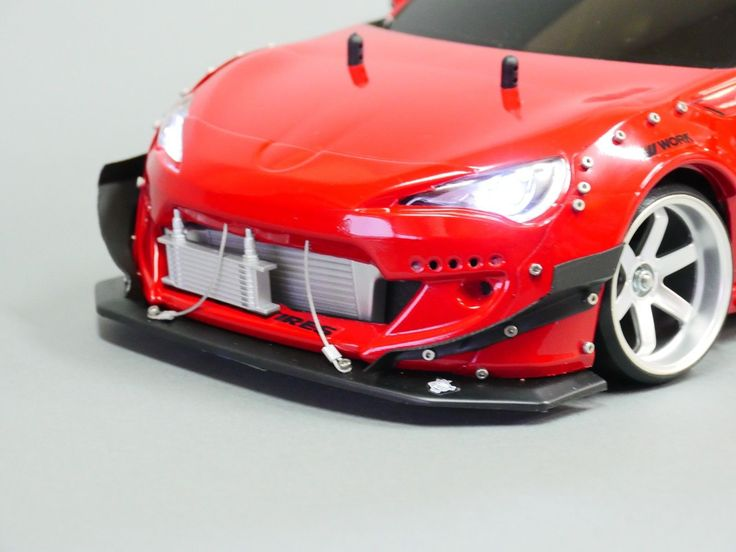 1/10 RC Rocket Bunny WIDE Body TOYOTA 86 FRS Subaru BRZ Drift Body Kit | eBay