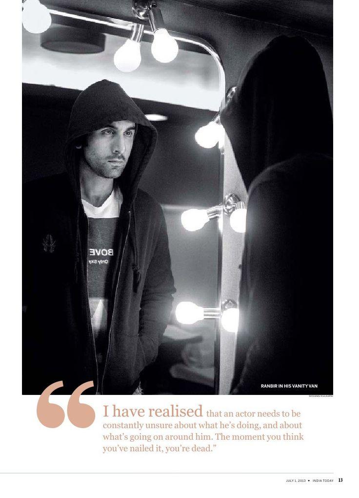 Ranbir Kapoor  #PhotoShoot #Bollywood #Fashion #Style #Yes #RanbirKapoor
